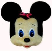Игрушка-подушка Микки-Маус фото