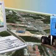 Спутниковый контроль автотранспорта фото