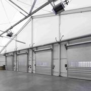 Складской тент Storage tent H-Line 15м h520 фото