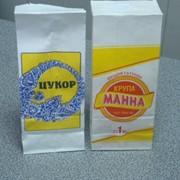 Бумажные пакеты для пищевой промышленности, пакеты на заказ по Украине