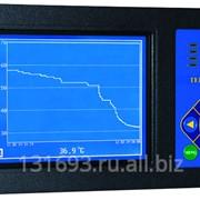 Измеритель-архиватор температуры Термодат-18Е4 - 1 универсальный вход, 1 дискретный вход, 1 транзисторный выход, 1 релейно-симисторный выход, 3 реле, интерфейс RS485, архивная память фото