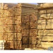 Пиломатериал хвойных пород (ель, сосна) фото