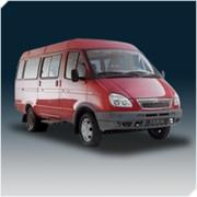 Микроавтобус ГАЗель фото