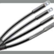 Концевая муфта 4КВНТП-1 и 3КВНТП-1 для кабеля с бумажной маслопропитанной изоляцией фото