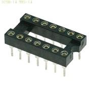 Панелька для микросхемы SCSM-14 TRS-14 фото