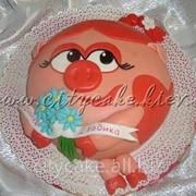 Торт детский №0164 код товара: 2-6-0164 фото