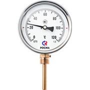 Термометры общетехнические (осевое присоединение) фото