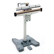 Оборудование для тепловой сварки пленки для упаковки CNS импульсный полуавтоматический фото
