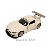 Детская игрушечная модель машинки IDEAL BMW Z4 GT3, 1:43 фото
