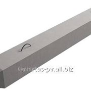 Сваи забивные железобетонные цельные, квадратного сплошного сечения 400х400 мм. марка С 90.40 – 8 фото