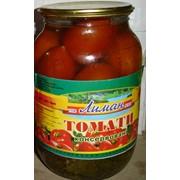 Томаты консервированные, помидоры консервированные, Украина фото