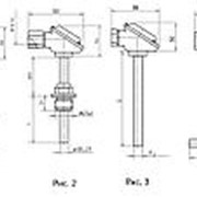 Преобразователи термоэлектрические ТХА-2388, ТХК-2388 (ТУ 25-7363.034-89) фото