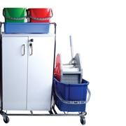Комплект для уборки кабинета KH 3204 фото