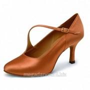Обувь женская для танцев стандарт модель Элен-D фото