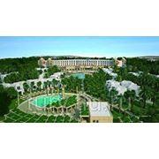 """Отдых в Тунисе. Отель """" Riu Palace Hammamet Marhaba"""" 5*"""