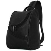 Рюкзак 235 кожзам черный фото