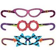Прикольные очки Party Girls бумажные фото