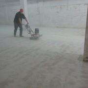 Шлифовка, полировка бетона. фото