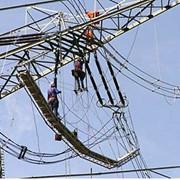 Строительство линий электропередач, строительные работы, низкие цены на строительные работы фото