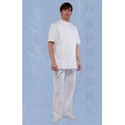 Медицинский блузон мужской - 6-717 фото