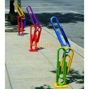 Велопарковка Скрепка 2 фото