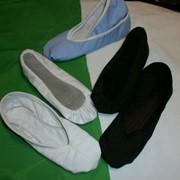Обувь балетная фотография