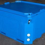 Изотермический контейнер 600 - 1700 литров фото