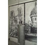 Крупномассштабные фрески на кракелюре фото