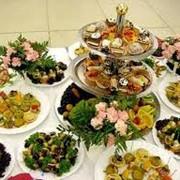 Праздничный ужин. Услуги банкетного зала. Кафе. Киев фото