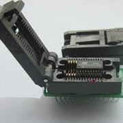 Переходник SO8-SO28-DIP28 фото