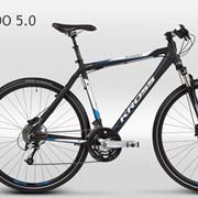 Велосипед KROSS EVADO 5.0 фото
