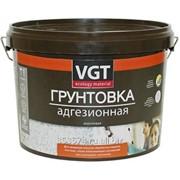 Грунт ВГТ Адгезионный, шероховатая поверхность, 16кг фото