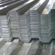 Профили стальные гнутые с трапециевидными гофрами ГОСТ 24045-94 фото