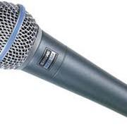 Микрофон динамический BETA 58A фото