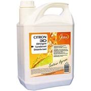 Средство для мытья, дезинфекции и дезодорации Jedor 3D, 5л фото
