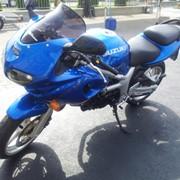 Мотоцикл спортивный SUZUKI SV 650 SPORT фото