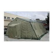Памир 36. Палатка для полевых условий летняя (внешний тент - ткань ПВХ) фото