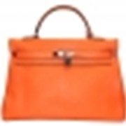 Кожаная сумка HERMES KELLY фото