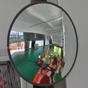 Зеркало противокражное D400мм фото