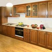 Кухонный гарнитур, дерево фото