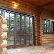 Дверь раздвижная деревянная фото
