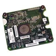 405921-001 Контроллер HP Fiber Channel mezzanine board - Emulex LPe1105, 4GB, LPe1105 - For HP c-Class BladeSystem фото