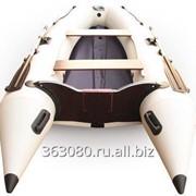 Двухместная лодка СОКОЛ 330V (киль) под мотор фото