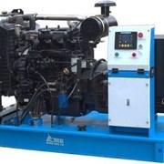 Трехфазная электростанция ДГУ АД-60С-Т400-2РМ11 TSS diesel открытая фото
