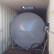 Мини АЗС контейнерного типа (Санкт-Петербург) фото