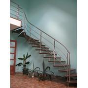 Консольные лестницы Украина фото