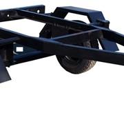 Шасси одноосное УТС, грузовики с жёсткой рамой фото