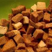 Сухарики пшеничные фото