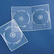 Box DVD - 2x14 прозрачный фото