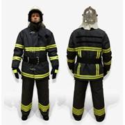 Боевая одежда пожарного фото